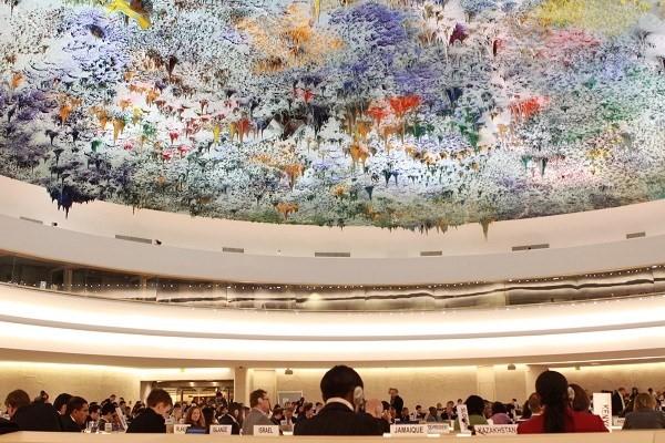 حضور در نشست ۳۷ شورای حقوق بشر سازمان ملل متحد