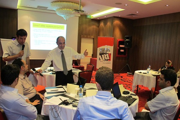 Investigative Journalism and Human Rights Workshop in Istanbul
