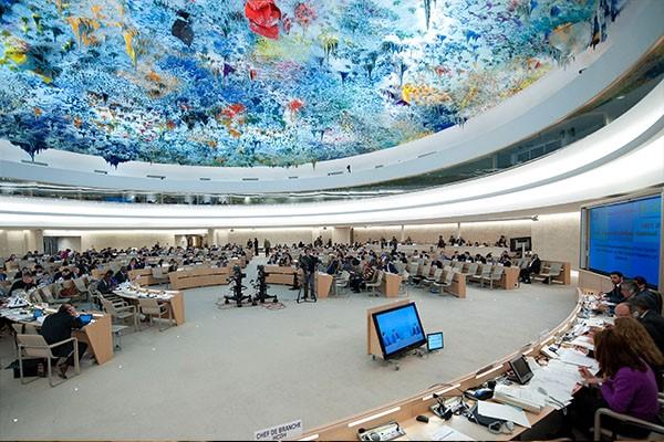 حضور در نشست ۴۰ شورای حقوق بشر سازمان ملل متحد