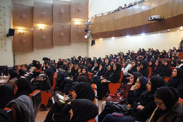 برگزاری نشست تخصصی ایدز در دانشگاه الزهرا تهران